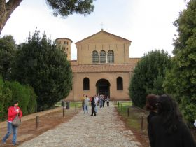 Ravenna: Basilica of Sant'Apollinare in Classe