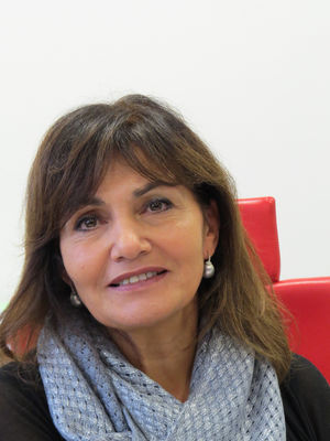 Manuela Germani, School Director of the IPSSEOA 'F.Buscemi'