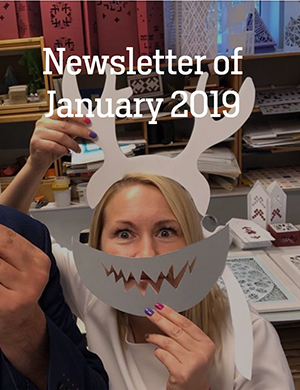 Newsletter of January 2019
