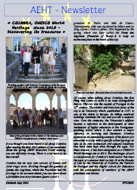Newsletter of July 2014