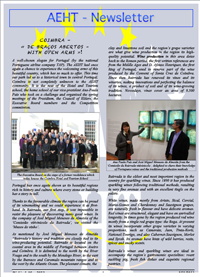 Newsletter of May 2013