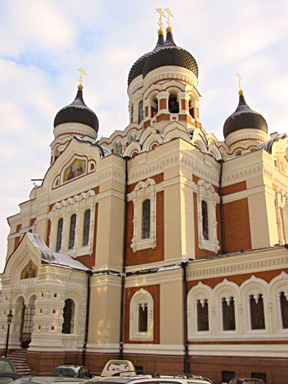 The Orthodox Cathedral – a beautiful example of architecture
