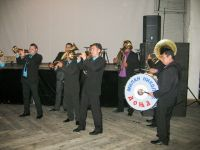 The Mixer House Brass Band