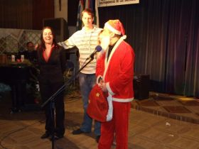 Luxembourg/Diekirch – A story about Father Christmas