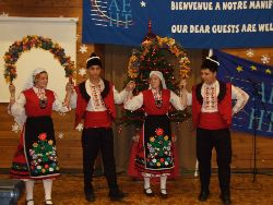 Sliven (Bulgaria) Christmas dance