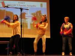 Italy (Senigallia) – sketch and dance