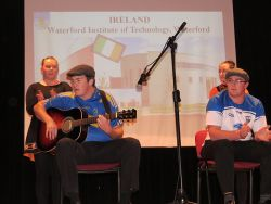 Ireland (Waterford) – guitar, song, dance