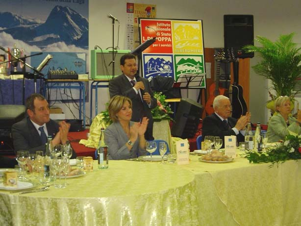 Gala dinner and prize‐giving ceremony – special guests