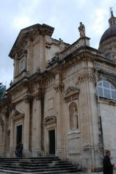 The Cathedral of the Assumption of the Virgin of Dubrovnik
